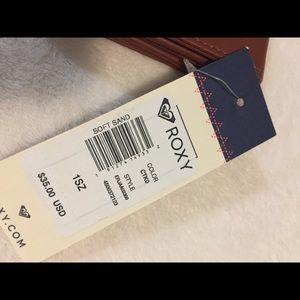 Roxy Bags - Faux Leather Roxy Soft Sand 3 Fold Wallet